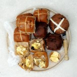 Hot Cross Buns for everyone this Easter