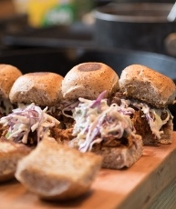 Pulled Pork (for Sliders)