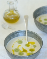 Ajo Blanco - Chilled Summer Soup