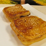 Beef and bluff oyster pies - as seen on Good Morning